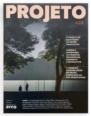 projeto 432 casa triângulo, são paulo, 2015