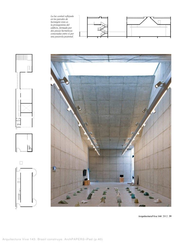 arquitectura viva 144 metro arquitetos 1