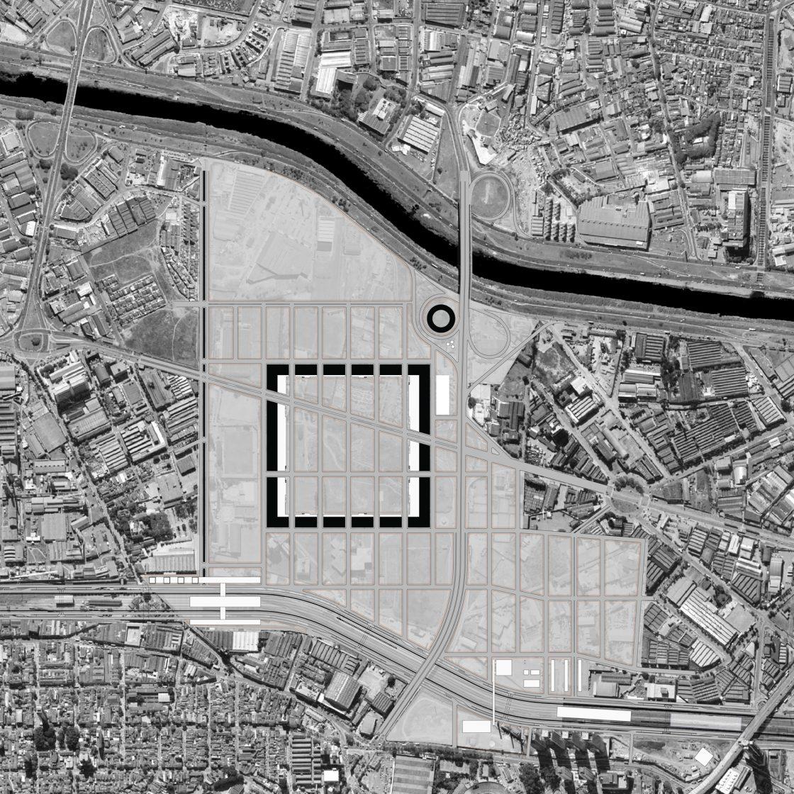 Bairro Novo Plano urbano